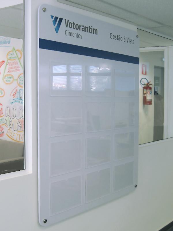 Quadro para gest o vista oficina de sinaliza o for Aviso de ocasion mural